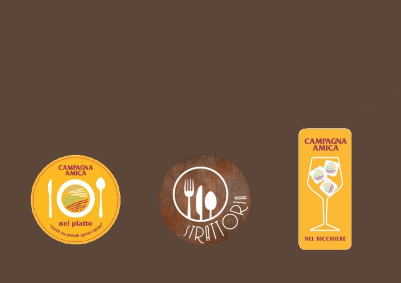 Strattoria, trattoria/ristorante ad Arona fa parte del circuito della ristorazione di Campagna Amica