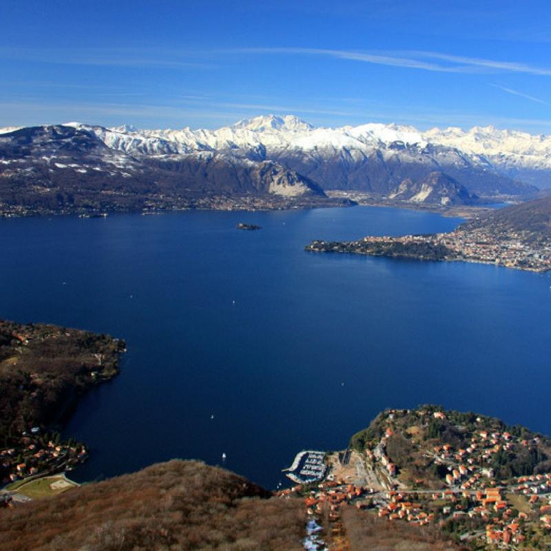 Strattoria è a Arona sul lago Maggiore